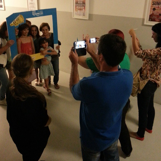 Everyone wants a picture taken at #ei_marionetas_mandragora - enVide neFelibata